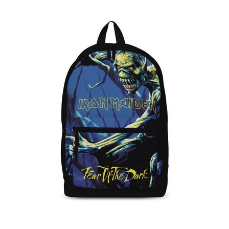 ROCKSAX - Iron Maiden Fear the Dark Classic Backpack
