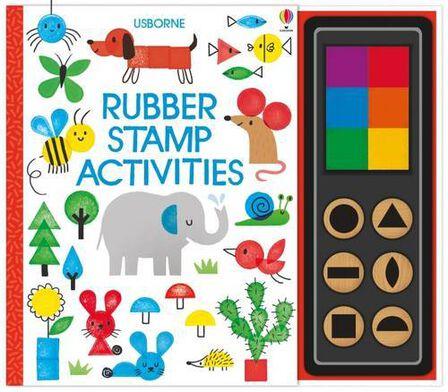 USBORNE PUBLISHING LTD UK - Rubber Stamp Activities