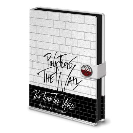 PYRAMID POSTERS - Pink Floyd The Wall Premium A5 Notebook
