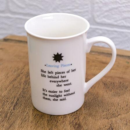 SOUL - Soul Mostly True Leaving Pieces Mug