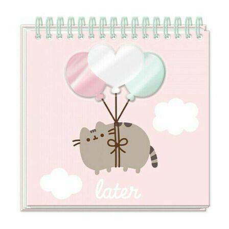 BLUEPRINT COLLECTIONS - Blueprint Collections Pusheen Sweet Dreams Small Squarenotebook