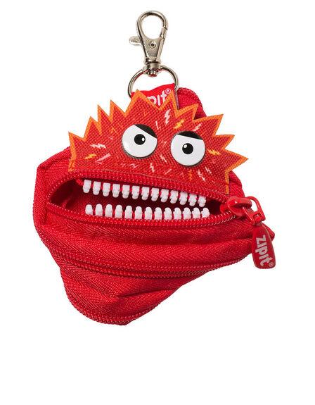 ZIPIT USA - Zipit Monstar Mini Pouch Red