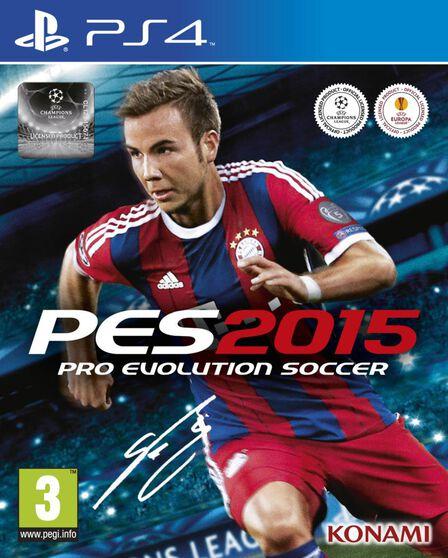 KONAMI - PES 2015 Pro Evolution Soccer [Pre-owned]
