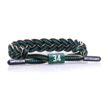 RASTACLAT - Rastaclat Giannis Antetokuonmpo Men's Bracelet Black/Green