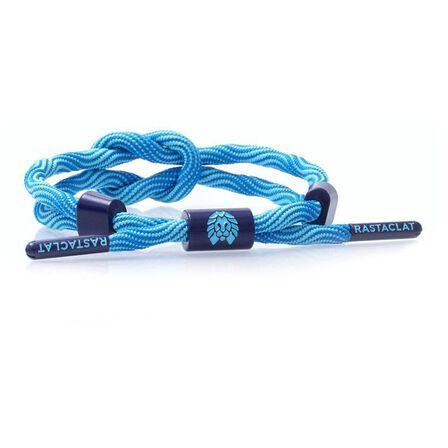 RASTACLAT - Rastaclat Burst Men's Bracelet Blue/Cyan