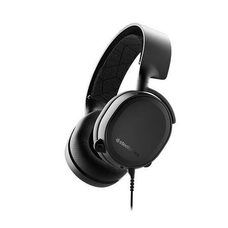 STEELSERIES - SteelSeries Arctis 3 Black 2019 Edition Gaming Headset