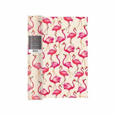 PENNY KENNEDY - Penny Kennedy Sara Miller Flamingo Roll Wrap