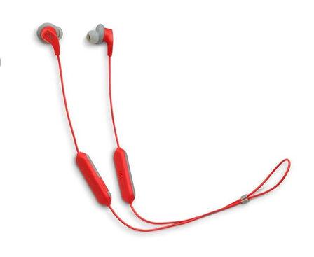 JBL - JBL Endurance RUN Red In-Ear Earphones