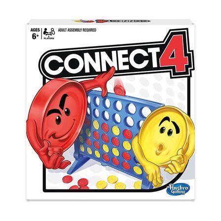 HASBRO - Hasbro Connect 4 Grid Game [English]