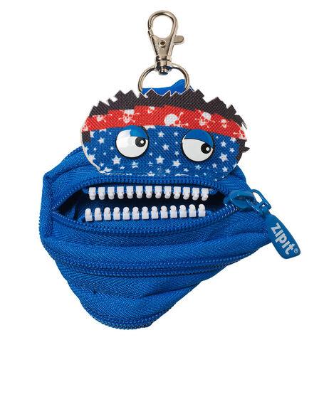 ZIPIT USA - Zipit Monstar Mini Pouch Royal Blue