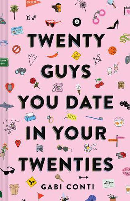 CHRONICLE BOOKS LLC USA - Twenty Guys You Date In Your Twenties
