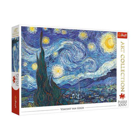 TREFL - Trefl The Starry Night/Bridgeman Art Collection 1000 Pcs Jigsaw Puzzle