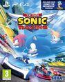 SEGA - Team Sonic Racing - Figurine Bundle - PS4