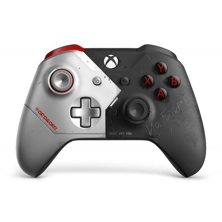 MICROSOFT - Microsoft Cyber Punk Limited Edition Controller for Xbox One
