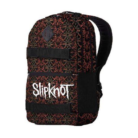 ROCKSAX - Slipknot Pentagram Skate Bag