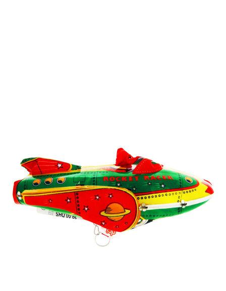 DCI - Retro Pockets Rocket Racer Pouch