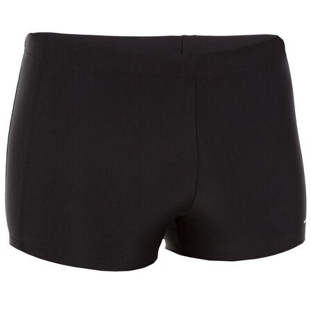 NABAIJI - XXL Men's Swimming Boxers 100 Plus - Black