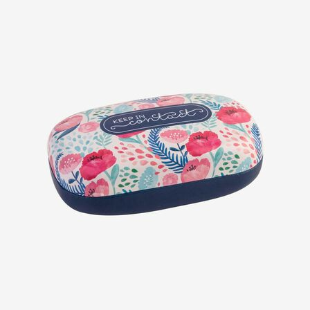 LEGAMI - Legami Keep In Contact Lens Contact Case Flowers