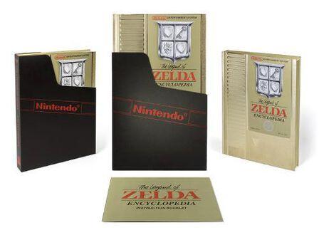 DARK HORSE - The Legend Of Zelda Encyclopedia Deluxe Edition