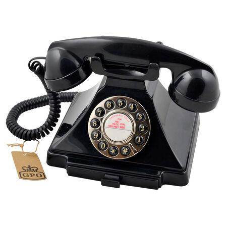 GPO - GPO Telephones Carrington Black