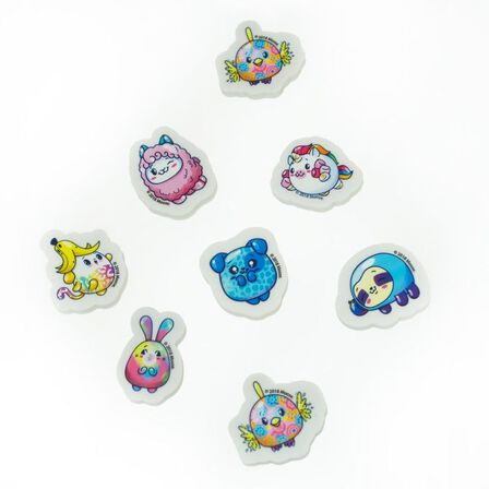 BLUEPRINT COLLECTIONS - Pikmi Pops Erasers [Set of 8]