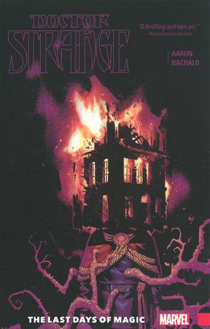MARVEL COMICS USA - Doctor Strange Vol. 2 The Last Days of Magic