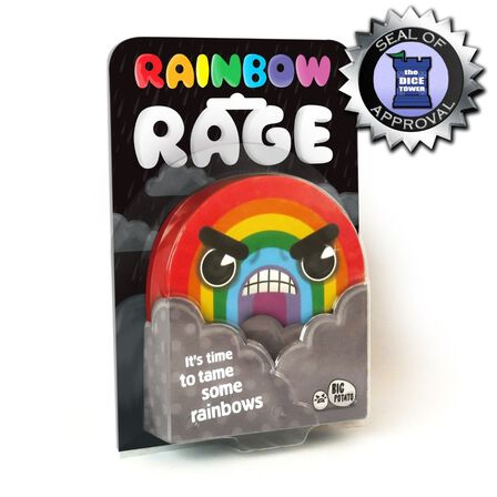BIG POTATO - Big Potato Rainbow Rush Card Game