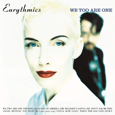 SONY MUSIC CG - We Too Are One (Remastered) | Eurythmics
