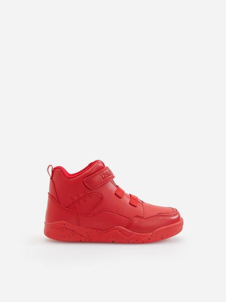 Reserved - Red High Sneakers, Kids Boy