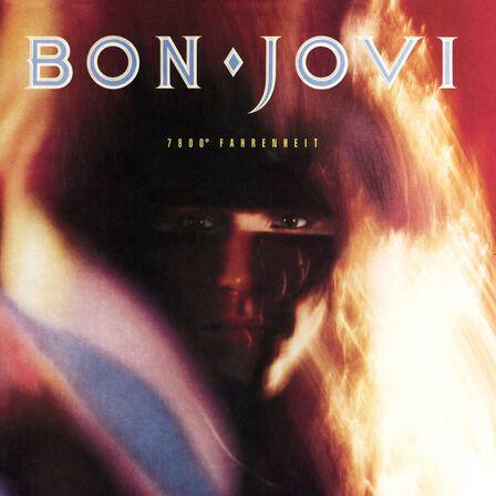 UNIVERSAL MUSIC - 7800 Fahrenheit Remastered 2014   Bon Jovi