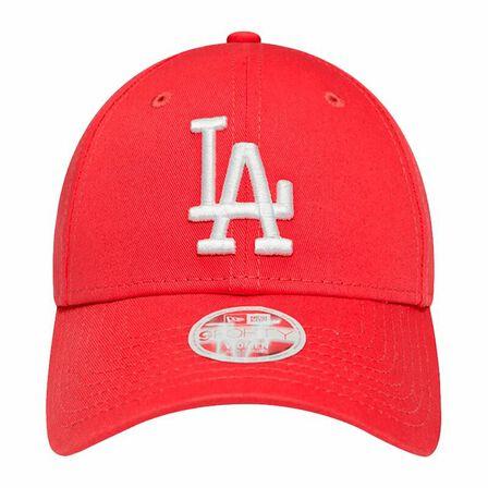 NEW ERA - New Era League Essential LA Dodgers Women's Cap Bright Red