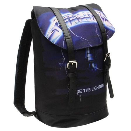 ROCKSAX - Metallica Ride the Lightning Heritage Bag