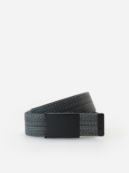 Reserved - Men's Webbing Belt - Grey