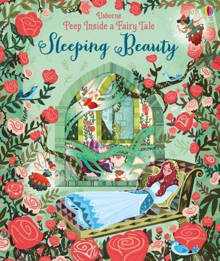 USBORNE PUBLISHING LTD UK - Peep Inside a Fairy Tale Sleeping Beauty