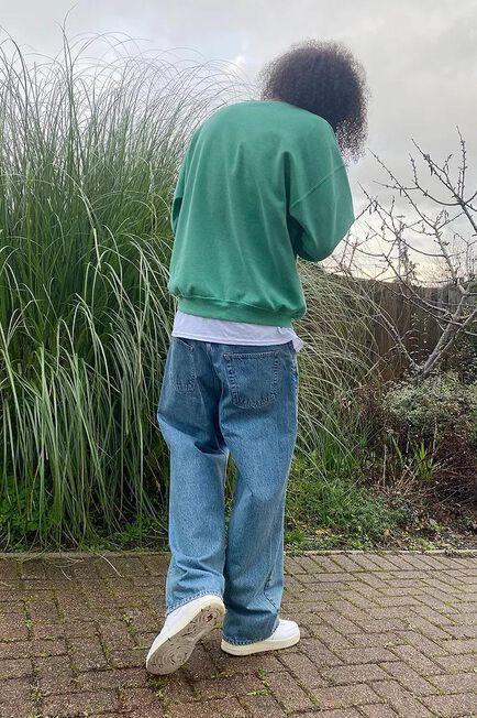 Urban Outfitters - Blue BDG Light Wash Jack Jeans, Men