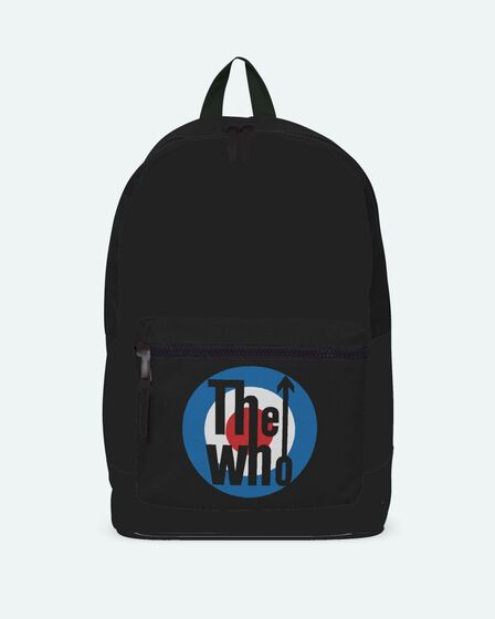 ROCKSAX - The Who Target One Classic Backpack