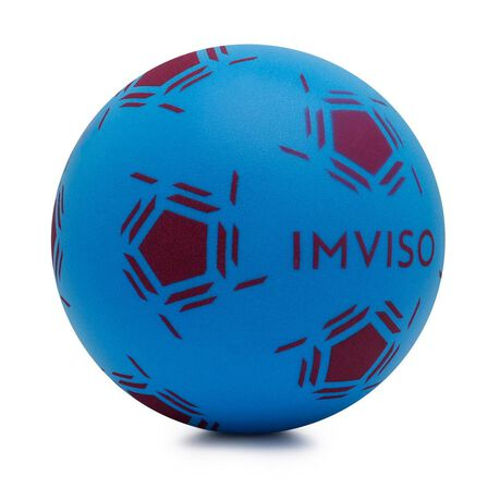 IMVISO - Unique Size  Futsal Foam Ball Size 3, Default