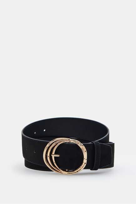 Mohito -  Belt With Buckle - Black