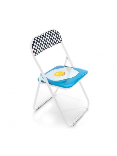 Seletti - Folding Chair Egg