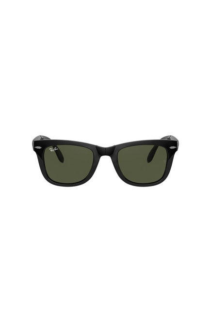 RAY-BAN - Black Square Ray-Ban RB4105 WAYFARER FOLDING CLASSIC