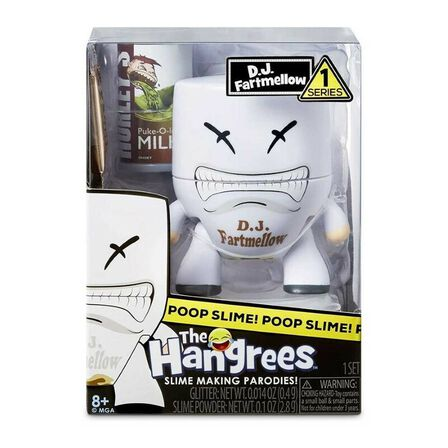 THE HANGREES - The Hangrees D.J. Fartmellow Series 1