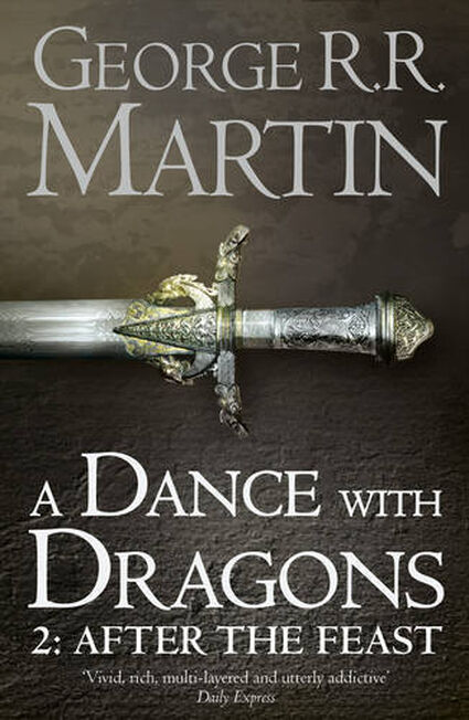 HARPER COLLINS UK - Dance With Dragons After The Feast