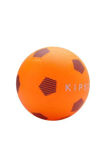 KIPSTA - Sunny 300 Football Size 5 - Orange/Black, 5