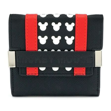 LOUNGEFLY - Loungefly Mickey Trifold Purse Wallet