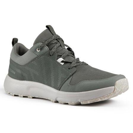 QUECHUA - EU 41 Men's Country Walking Shoes - Nh150 - Khaki Brown