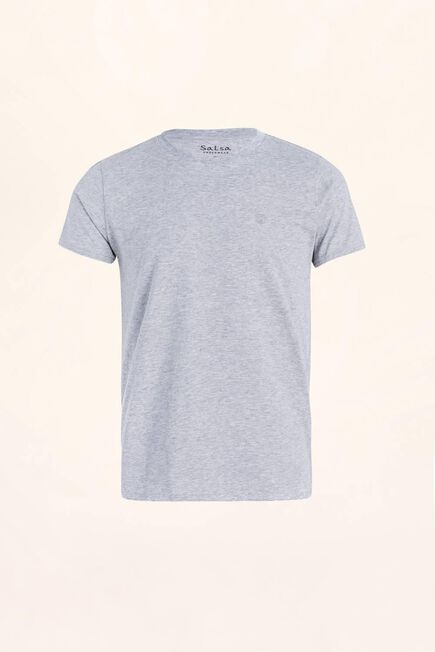 Salsa Jeans - Gray Pack of 2 t-shirts
