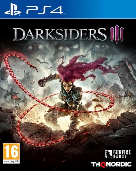 NORDIC GAMES - Darksiders III [Pre-owned]