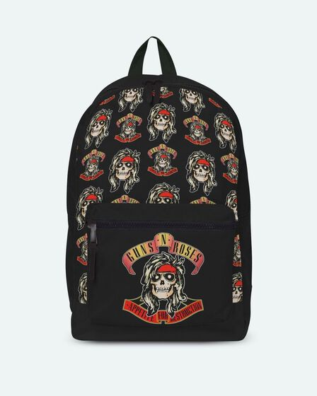 ROCKSAX - Guns N Roses Appetite for Destruction Classic Backpack