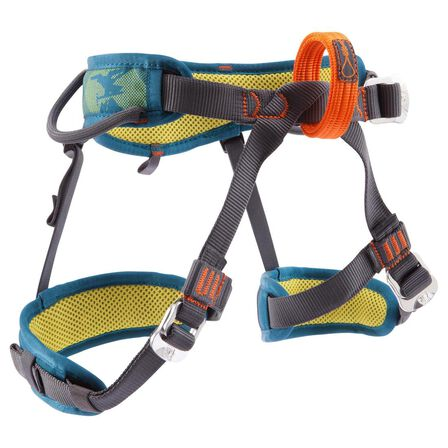 SIMOND - Unique Size  KID'S CLIMBING HARNESS - EASY JUNIOR, Blue