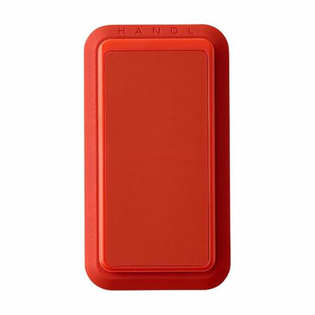 HANDL NEW YORK - Handl New York Solid Grip & Stand Red for Smartphones